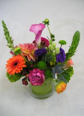 bloemstuk vrolijk