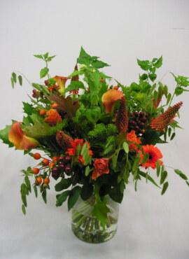 Boeket Orange Beauty