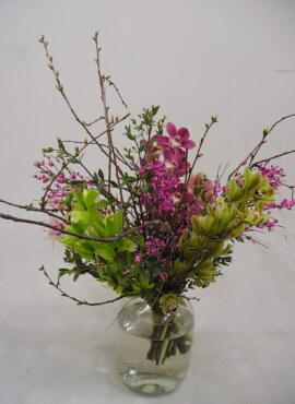 Boeket orchidee